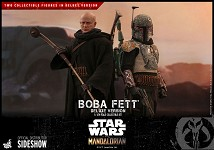 The Mandalorian: Boba Fett (Deluxe Version)<BR>PRE-ORDER: ETA Q2 2022