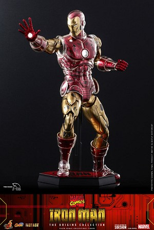 Origins Collection: Iron Man<BR>PRE-ORDER: ETA Q3 2022