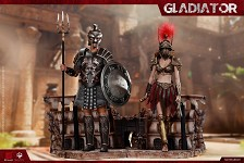 Gladiator Set (Red Plume)<BR>PRE-ORDER: ETA Q4 2020