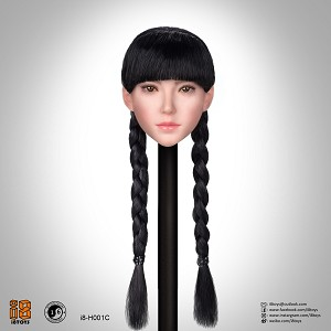 Binh Female  Head Sculpt<BR>PRE-ORDER: ETA Q1 2020