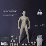 Male Figure Body<BR>(Muscular/Seamless)<BR>PRE-ORDER: ETA Q1 2020