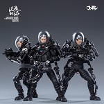 United Earth Government Chinese Rescue Team (1:18 Scale)