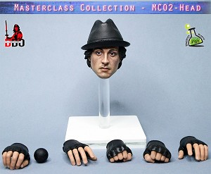 Urban Head Sculpt Set (Masterclass Collection)<BR>PRE-ORDER: Jan. 2020- Wait List