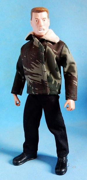 Action Man-Style Tanker Jacket (Camo)