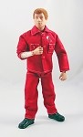 Cybernetic Running Suit (Red)