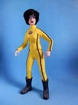 Female Super Bodysuit (Yellow/Black)