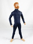 Male Super Bodysuit (Black)