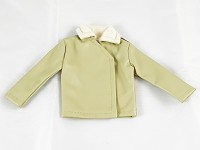 Action Man-Style Tanker Jacket (Cream)