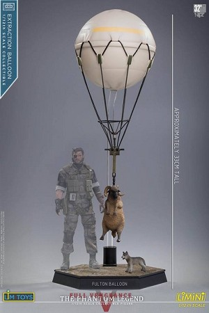 Extraction Balloon with Sheep & Dog<BR>(1:12 Scale)<BR>PRE-ORDER: ETA Q3 2019