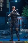 R.P.D. Officer (Version B/1:12 Scale)<BR>PRE-ORDER: ETA Q3 2021