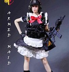 Armed Maid Outfit Set 2.0<br><b>Save $20!!</b>