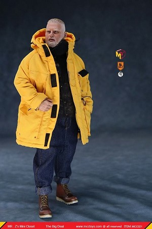 The Big Deal Casual Coat Figure Set<BR>PRE-ORDER: ETA Q1 2020