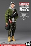 Men's Street Style Flight Jacket Set <BR>PRE-ORDER: ETA Q1 2020