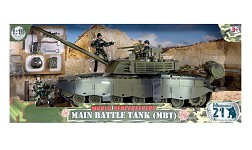 World Peacekeepers: Main Battle Tank (1:18 Scale)<BR>PRE-ORDER: ETA Q2 2021