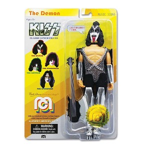 KISS: Gene Simmons (1:9 Scale)