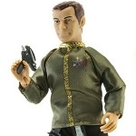 Captain Kirk in Dress Uniform (1:9 Scale)