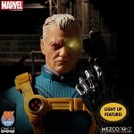 One: 12 Collective: Cable (1:12 Scale)<BR>Previews Exclusive<BR>PRE-ORDER: ETA Q1 2020<BR>WAIT LIST
