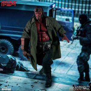 One: 12 Collective: Hellboy (1:12 Scale)