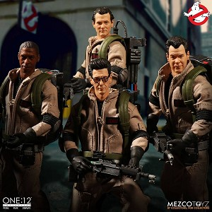 One:12 Collective - Ghostbusters Deluxe Set