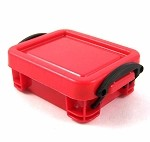 Storage Crate (Red, Small)