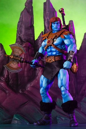 Masters of the Universe: 1:6 Faker PX Exclusive