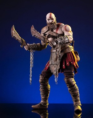 Kratos: God of War<BR>PRE-ORDER: ETA April 2020