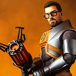 Half Life 2: Gordon Freeman<BR>PRE-ORDER: ETA June 2020