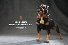 Rottweiler 2.0 (Standing/Stubbed Tail)<BR>PRE-ORDER: ETA Q1 2021