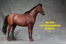 Thoroughbred Horse (Bay)<BR>PRE-ORDER: ETA Q2 2021