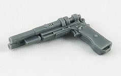 Double Barreled Blaster (Grey)