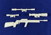 Multi-Piece Magnum Power Rifle (White)