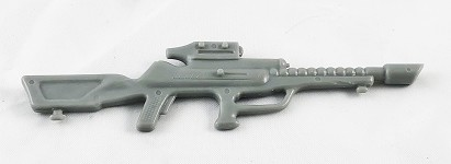 Laser Rifle with Bottom Handle (Grey)