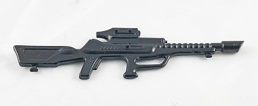 Laser Rifle with Bottom Handle (Black)