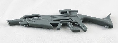 Laser Rifle with Top Handle (Grey)