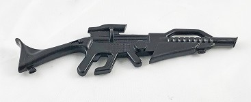 Laser Rifle with Top Handle (Black)