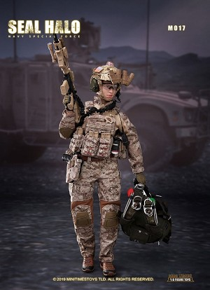 Female US Navy SEAL HALO<BR>PRE-ORDER: ETA Q1 2020