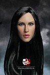 Sadie Female Head Sculpt (Black Hair)<BR>PRE-ORDER: ETA Q1 2020