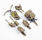 Pouch Assortment (MultiCam)