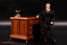 Formal Desk & Chair Set<BR>PRE-ORDER: ETA Q4 2020