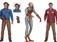 Ash vs Evil Dead <BR>Series 1 Assortment<BR>(1:10 Scale)<br><b>50% Off!!</b>