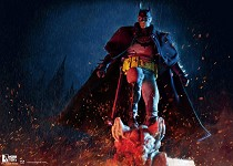 19th Century Dark Knight (1:12 Scale)<BR>PRE-ORDER: ETA Q4 2020