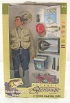 Outdoor Sportsman: Large Mouth Bass Figure Set by ERTL