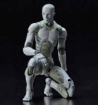 TOA Heavy Industries Synthetic Human (1:12 Scale)<BR>PRE-ORDER: ETA Q4 2020