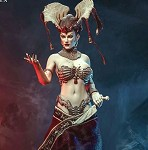 Gethsemoni The Dead Queen<BR>PRE-ORDER: ETA June 2020