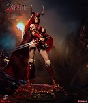 Sariah: Goddess of War (1:12 Scale)<BR>PRE-ORDER: ETA Q1 2021
