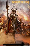Knight of Fire (Gold)<BR>PRE-ORDER: ETA Q2 2021