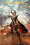 Knight of Fire (Silver)<BR>PRE-ORDER: ETA Q2 2021