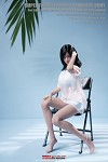 Female Petite Seamless Figure (Suntan/Small Bust)<BR>PRE-ORDER: ETA LATE Q2 2021