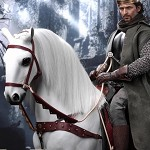 King Henry V of England War Horse