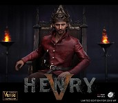 King Henry V of England: Throne Version***